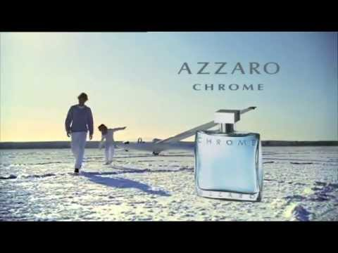Azzaro Chrome Official TV Add