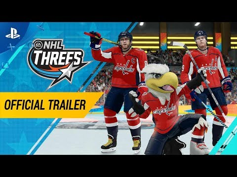 NHL® 18 Video Screenshot 2