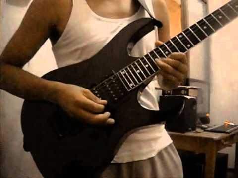 Queremos Ver - Solo de Guitarra