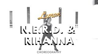 Lemon by N.E.R.D. & Rihanna Dance Cover eliesha taculod