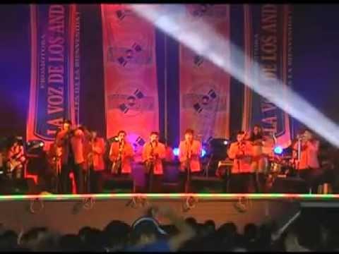 Orq. Show Explosion Juvenil - Rosita (Primicia 2012) en cOncierto