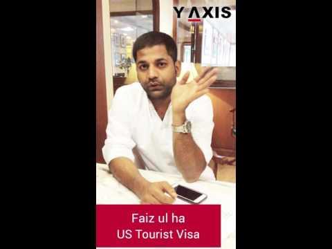 Faiz ul ha US Tourist visa PC Tara