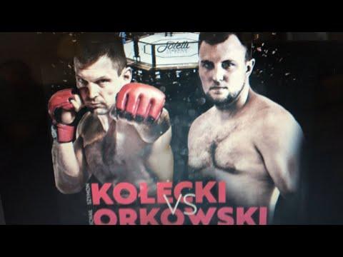 Ważenie Babilon MMA 2: Orkowski cięższy od Kołeckiego o prawie 9 kilogramów