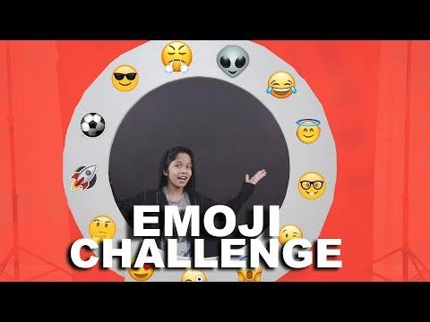 EMOJI CHALLENGE With Fateh Halilintar