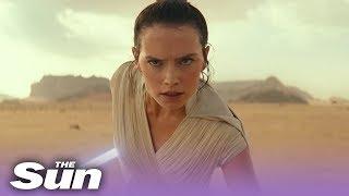 Star Wars: Episode IX The Rise of Skywalker | Official trailer HD