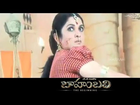 Ramya-Krishna-As-Sivagami-Video-At-Baahubali