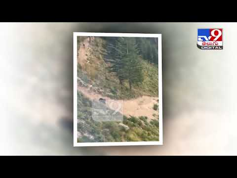Viral video: Bear chases mountain biker in Montana