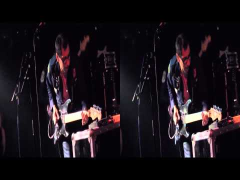 3D Live Music - Kid Congo & The Pink Monkey Birds @ L'Heretic Bordeaux (13/12/2011) #01
