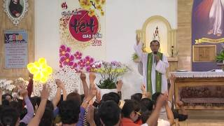 GDTM - Bài giảng Lòng Thương Xót Chúa ngày 20/1/2018