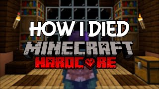 I Died in Hardcore Minecraft 400 Days... Here's What Happened