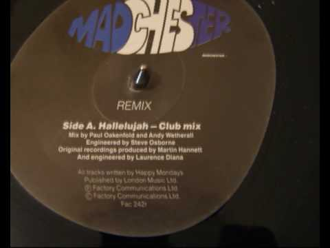 Happy Mondays - Hallelujah (club mix)