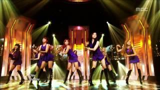 T-ARA - DAY BY DAY, 티아라 - 데이바이데이, Music Core 20120714