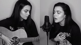 Nirvana - Come As You Are (Cover by Violet Orlandi)
