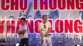 Vanh Leg - Hội chợ Bắc Thăng Long 2016