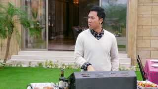 Donnie Yen - 2015 Funny Commerci HD