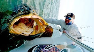 Getting Destroyed by MASSIVE Fish - NEW Personal Fishing Record