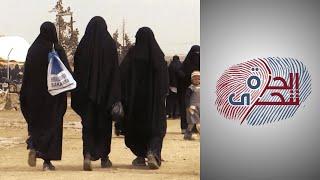 داعش.. الهروب وإعادة التنظيم -