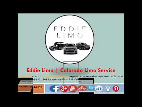 Eddie Limo | Denver's Highest Rated Limo Service | Shuttle Service | Vail Limousine Services