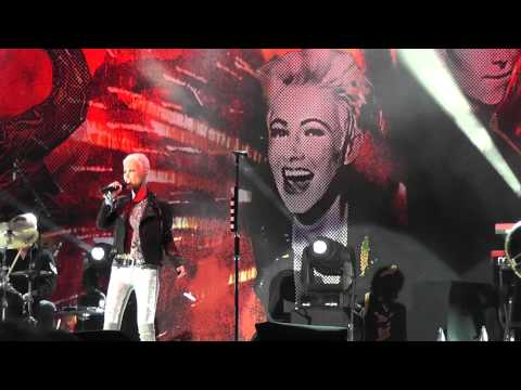 Roxette - How do you do! - Dangerous - live in Samara Russia 03.03.2011