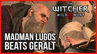 Witcher 3: Let Madman Lugos Beat Geralt