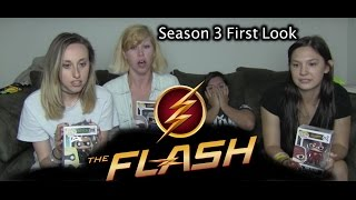 The Flash Season 3 First Look Trailer
