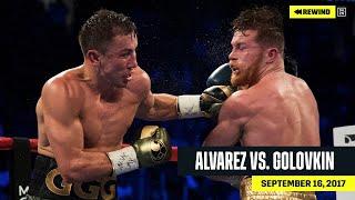 FULL FIGHT | Canelo Alvarez vs. Gennadiy