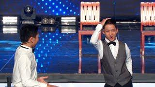 Vietnam's Got Talent 2016 - BÁN KẾT 1: Ảo thuật - Văn Lam, Đức Lợi
