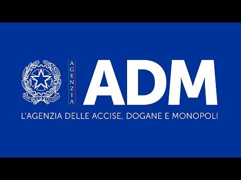 La presentazione del Libro blu 2020 di Adm