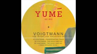 Voigtmann - The Good Ones Go (Craig Richards Remix)