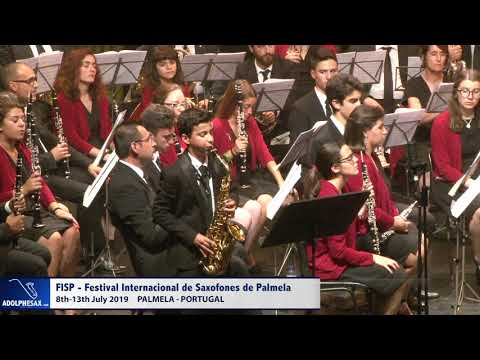 FISP - Concerto by Ronald Binge (Mario Prieto)