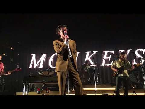 Arctic Monkeys - Ultracheese live @ les Nuits de Fourvière (Lyon / France)