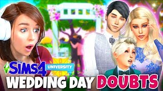 WEDDING TIME! 💘 (The Sims 4 DISCOVER UNIVERSITY! 👩🏼🎓 #18)