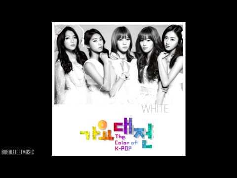 [MP3/DL] Mystic White (미스틱 화이트) - 인어공주 (Mermaid Princess)