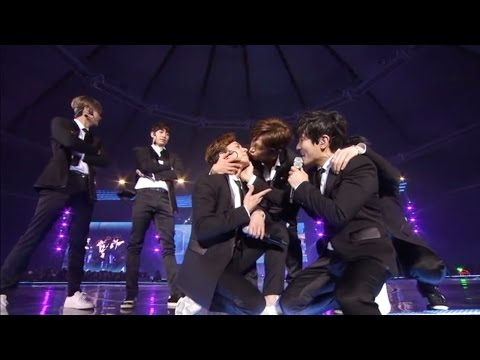 SHINHWA 18th Anniversary HERO Concert - How Do I Say (Feat. Ricsyung)