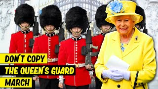 15 Reasons You Never Mess With Queen's Guard Part 2