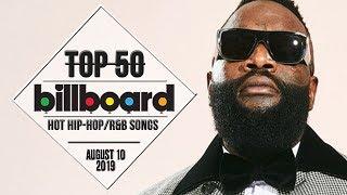 Top 50 • US Hip-Hop/R&B Songs • August 10, 2019   Billboard-Charts