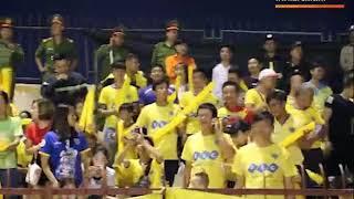 Cảm xúc trái ngược của CĐV SLNA và Thanh Hóa sau trận bán kết Cúp Quốc gia