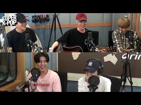 [Super K-Pop] DAY6(데이식스)s singin' live