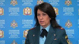 На пожаре в Ленинском округе спасли пять человек
