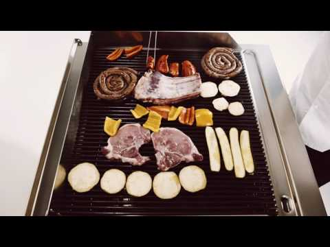 S900 Electric Water Grill