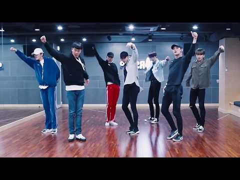 MONSTA X 'DRAMARAMA' mirrored Dance Practice