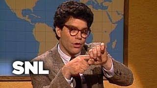 Al Franken Prostate Report - Saturday Night Live