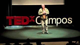 Um outro tipo de chef | Paulo Tiefenthaler | TEDxCampos