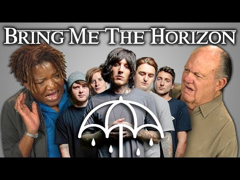 Elders React to Bring Me The Horizon