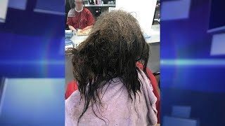 Depressed Teen's Hair Transformation | The Doctors