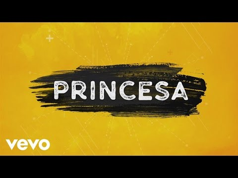 Río Roma - Princesa (Lyric Video) ft. CNCO