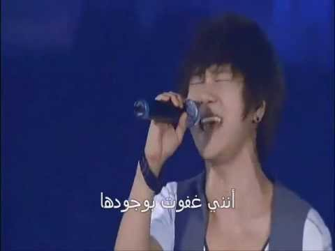 super junior - in my dream (arabic sub) {live}