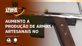 Aumento a produção de armas artesanais no Ceará