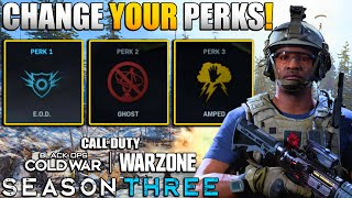 Huge Mistake with Perks in Warzone | Stop Using Perks that Don't Actually Help
