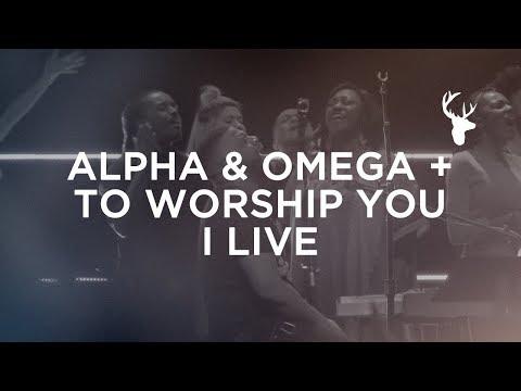 Alpha & Omega + To Worship You I Live - Alton Eugene | Bethel Worship